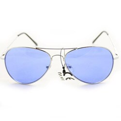 Unisex 30011c Aviator Sunglasses - Thumbnail 1
