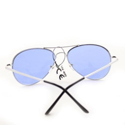 Unisex 30011c Aviator Sunglasses - Thumbnail 2