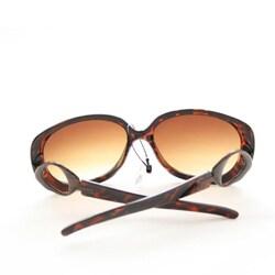 Unisex P1613 Fashion Cateye Sunglasses - Thumbnail 2