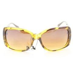 Women's P8124 Brown Leopard Fashion Sunglasses - Thumbnail 1