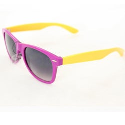 Women's 200 Purple/Yellow Sunglasses