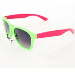 Women's 200 Green/Pink Sunglasses - Thumbnail 1