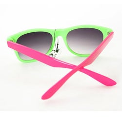 Women's 200 Green/Pink Sunglasses - Thumbnail 2