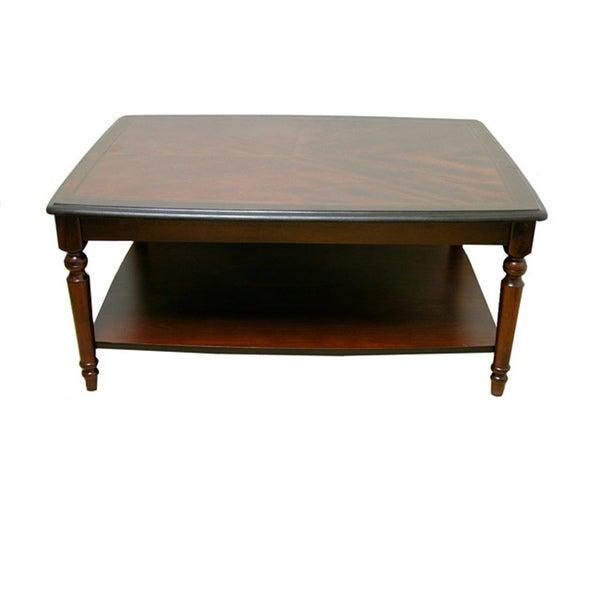Shop Dark Brown Coffee Table