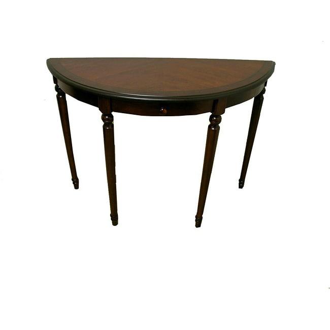 Rosa Mahogany Oak Table