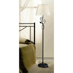 Cirrus Bronze Floor Lamp