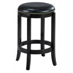 Jackson Bicast Leather Cappuccino Counter Stool