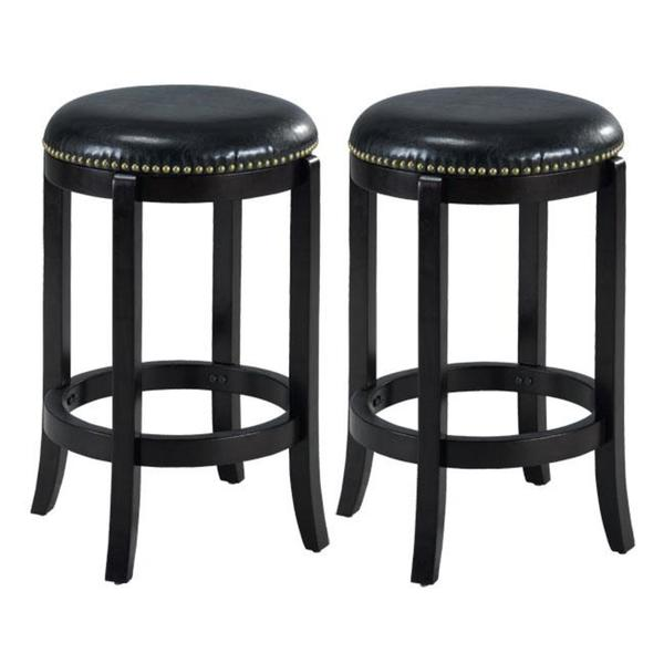 Jackson Leather Cappuccino Counter Stools Set of 2  : Jackson Leather Cappuccino Counter Stools Set of 2 2da4be3e 4481 4863 ac8a 858675e2b22f600 from www.overstock.com size 600 x 600 jpeg 20kB