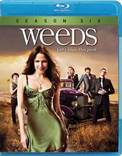 Weeds: Season 6 (Blu-ray Disc)
