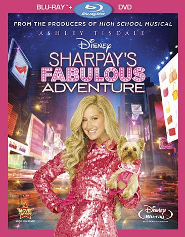 Sharpay's Fabulous Adventure (Blu-ray/DVD)