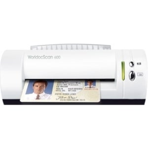 Penpower WorldocScan 600 Sheetfed Scanner - 600 dpi Optical