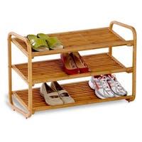 Honey-Can-Do Three-tier Shoe Shelf