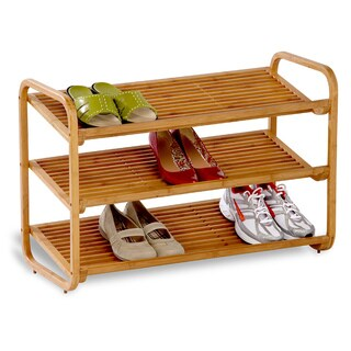 Honey-Can-Do Three-tier Shoe Shelf