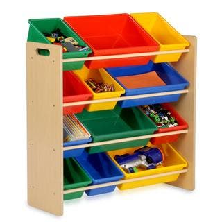 Primary Colors Kids Storage Organizer|https://ak1.ostkcdn.com/images/products/5578014/P13345539.jpg?impolicy=medium