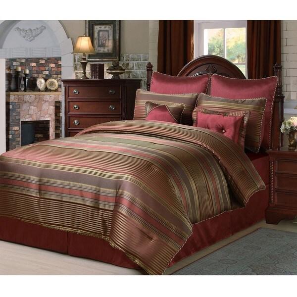 Tuscan 8-piece Comforter Set