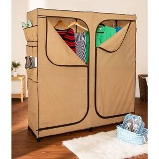 Honey-Can-Do WRD-01272 60-inch Storage Closet