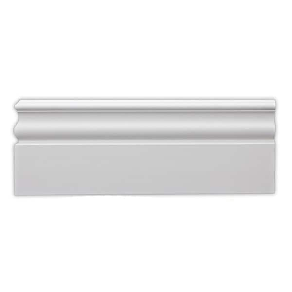 Heritage 6-inch Baseboard (8 pack)