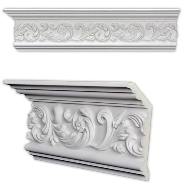 Wall crown molding for less overstock for 9 inch crown molding