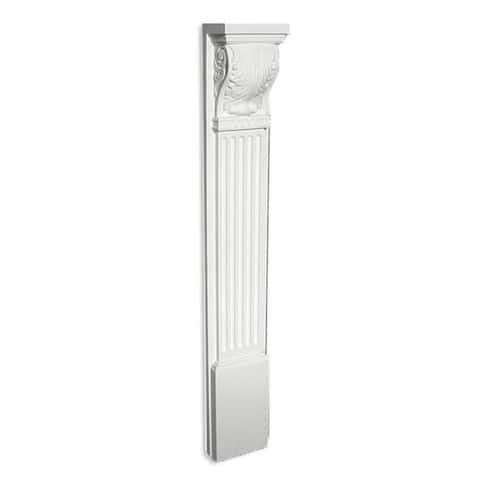 Romanesque Column Pilaster Corbel