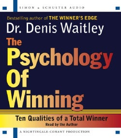 The Psychology Of Winning: 10 Qualitities Of A Total Winner (CD-Audio)