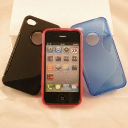 GUT Shock Wave iPhone 4 case