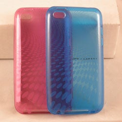 Premium C-thru Apple iPod Touch 4 Protector Case