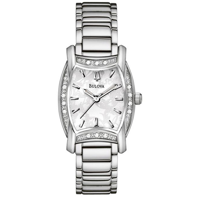 Bulova Women's Diamond Accent Watch