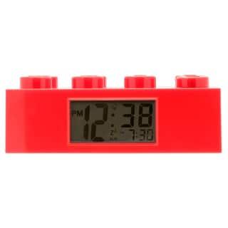 LEGO Red Brick Clock|https://ak1.ostkcdn.com/images/products/5579730/P13346989.jpg?impolicy=medium