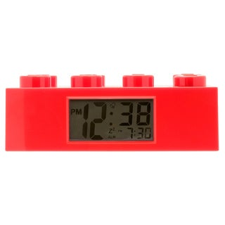 LEGO Red Brick Clock