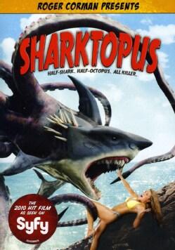 Sharktopus (DVD)