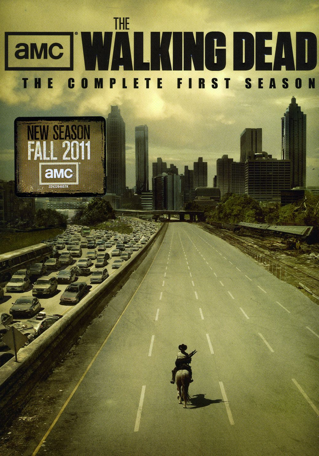 The Walking Dead: Season 1 (DVD) - Thumbnail 0