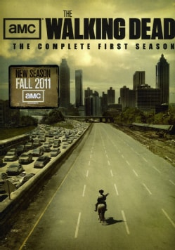 The Walking Dead: Season 1 (DVD)