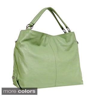 Donna Bella Designs 'Ashley' Large Leather Tote Bag