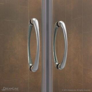 DreamLine Visions 56 to 60 in. Frameless Sliding Shower Door (2 options available)