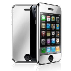 Zebra Protector Case with Mirror Screen Protector for Apple iPhone 3G/ 3GS - Thumbnail 2