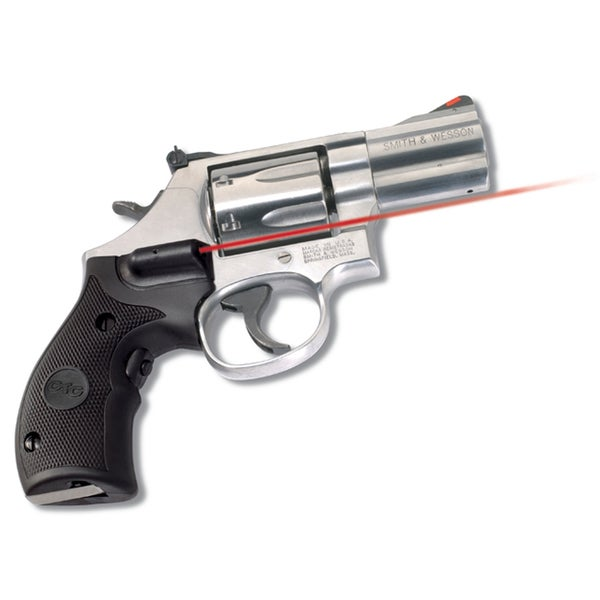 Shop Crimson Trace Smith & Wesson K/L Frame Round Butt Overmold ...