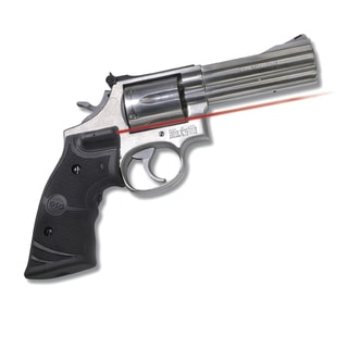 Crimson Trace Hoghunter S & W K,L Square Butt Overmold Laser Grip