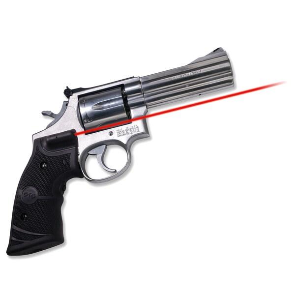 Crimson Trace Hoghunter S&W K,L Round Butt Overmold Laser Grip