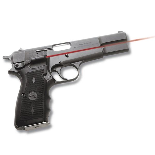 Crimson Trace Browning Hi-power Overmold DSA Laser Grip
