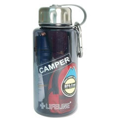 Lifetime First Aid 32-oz BPA-Free Camper in a Bottle Kit