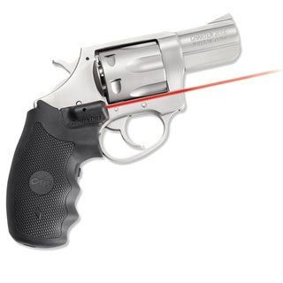 Crimson Trace Charter Arms .22-.44 Cal Overmold Front Activation Laser Grip