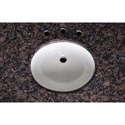 Silkroad Exclusive Imperial 48-inch Single Sink Bathroom Vanity