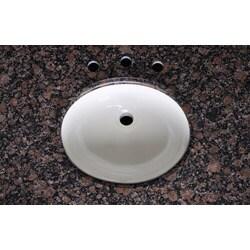 Silkroad Exclusive Gualala 59-inch Double Sink Bathroom Vanity - Thumbnail 2