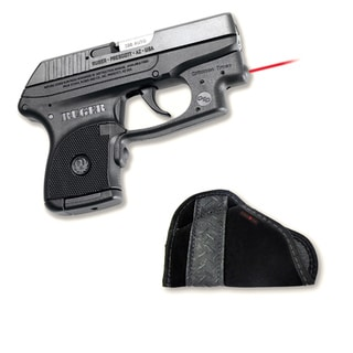 Crimson Trace Ruger LCP Laserguard and Holster