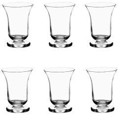 La Rochere Jean Luce Mouth-blown Water Glasses (Set of 6) - Thumbnail 1