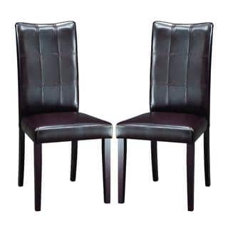Leather Kitchen & Dining Room Chairs For Less | Overstock