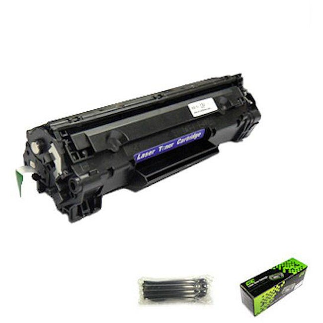 HP Compatible CC388A Toner Cartridge for LaserJet P1007, P1008