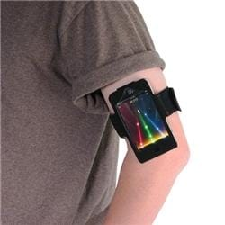 3-piece Armband/ Protector/ Cassette Adapter for Apple iPod Touch
