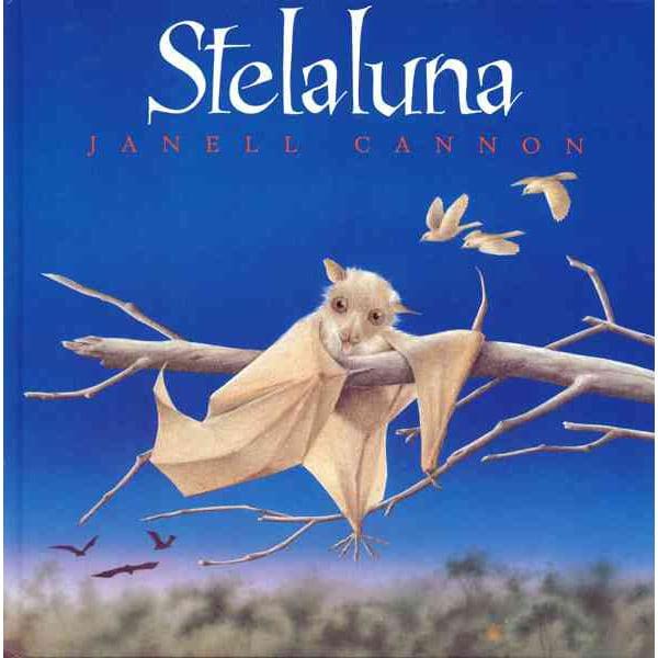 Stela Luna/Stellaluna (Paperback)
