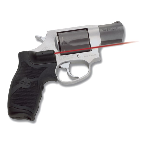 Crimson Trace Taurus Small Frame Overmold Front Activation Laser Grip